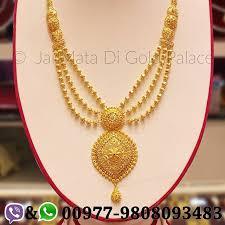 embrace this magnificent piece of art gold ranihaar code 646 weight grams 44 72 carat 24 gold jewelry jaimatadigoldpalace ranihaar wedding nepal