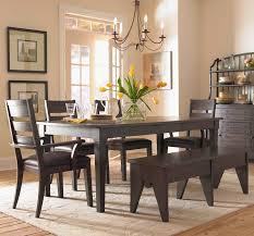 chandelier for dining room. Dining Room Furniture:Chandelier Ideas Impressive Dark Wood Bench With Chandelier For N