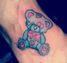Bear Tattoo Meaning Ink Vivo