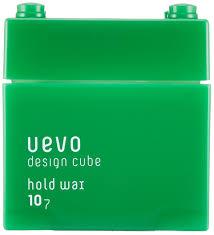 Uevo Design Cube Uevo Design Cube Hold Wax 80g Demi