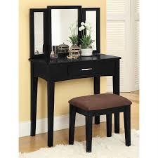 Oak Bedroom Vanity Bedroom Makeup Vanities Black Modern Dressing Table Bedroom