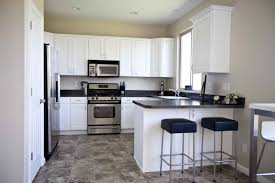 top ideas of kitchen floor tile ideas white cabinets in canada