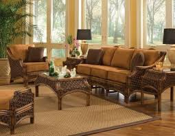 wicker sunroom furniture sets. Interior And Home: Remarkable Spice Islands Wicker Rattan Furniture Island Sunroom Set From Sets M