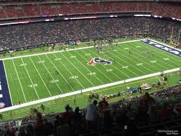 Nrg Stadium Seating Chart Monster Jam Nrg Stadium Section 637 Houston Texans Rateyourseats Com