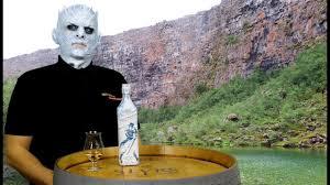 johnnie walker white walker game of thrones got