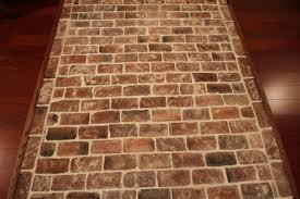 brick veneer entry way