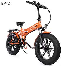 (EU Stock)Electric bike 20*4.0inch 48V12.5A electric Bicycle <b>500W</b> ...