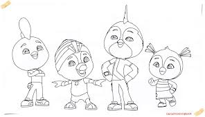 Coloring Pages Nick Jr Free Coloring Pages