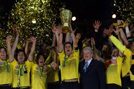 German cup) is a german knockout football cup competition held annually by the deutscher. Dfb Pokal 2012 Round 1 Preview And Fixtures Borussia Dortmund Begin Cup Defense Sbnation Com