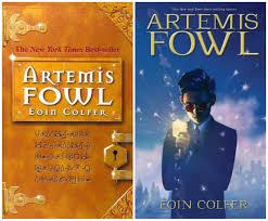 mini reread review artemis fowl