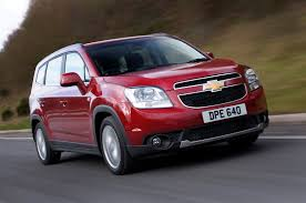 Chevrolet Orlando 2.0 VCDi first UK drive