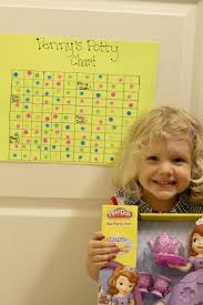 How To Make A Potty Training Chart How To Make An Easy Potty Training Chart Binkies And