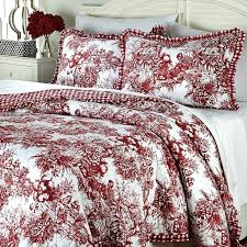 french country toile bedding fanciful red duvet bedding design french country queen medium size of for french country toile bedding