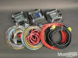 isis intelligent multiplex wiring system modified mustangs isis multiplex wiring system installation modified mustangs fords magazine