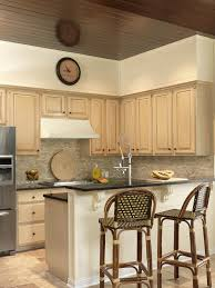 Traditional Long And Narrow Kitchen Design (Image 9 of 10)