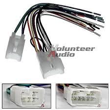 2003 toyota tundra radio wiring harness 2003 image complete toyota car stereo radio install pocket trim dash kit on 2003 toyota tundra radio wiring