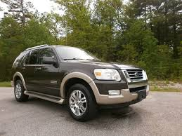 2006 ford explorer tires size 2006 ford explorer eddie bauer in hooksett nh leavitt brothers auto