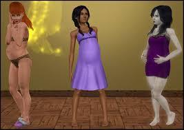 Sims 3 pregnant teens