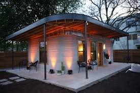 How to build a concrete house Footings Who Said 3d Printed House Cant Be Stylish Herbert Construction How Much Does 3d Printed House Cost In 2019 All3dp