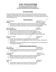 Template Resume Samples Uva Career Center Us Template Dow Us