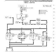 altima tail light wiring diagram wiring diagrams online