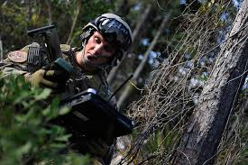 Joining Air Force Special Tactics