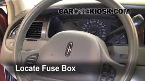 lincoln town car fuse box wiring diagrams online