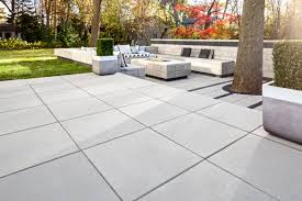 BARE LAND TO MODERN PATIO Landscaping Products Supplier Techo Bloc