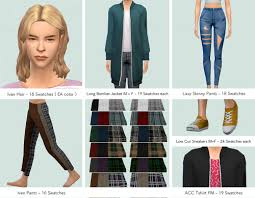 Liliili-sims — Ivan & Laxy Style All Base Game Compatible Ivan... | Maxis  match, Sims, Sims 4