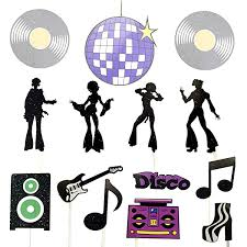 Amazon.com: Set of 35 LaVenty 70's Disco Cupcake Topper 70's Disco Cake  Decoration Disco Cupcake Toppers Saturday Night Fever Party Decorations  Disco Ball Dance Birthday Party Supplies: Toys & Games