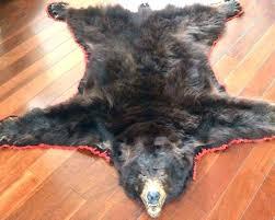 faux bear rug faux bear skin rugs bear skin rug polar bear polar bear skin