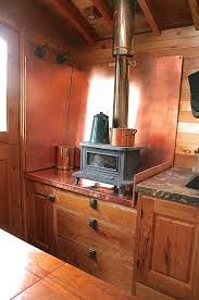 wood stove for tiny house. Andrews-gypsy-wagon-5 Wood Stove For Tiny House