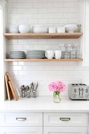 Shelving For Kitchen 17 Best Ideas About Open Kitchen Shelving On Pinterest Kitchen