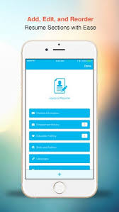 Resume Builder App Mobile Creator Star Pro Maker And Designer With Amazing Resume Maker App