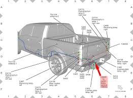 ford f trailer hitch wiring diagram ford f  2003 ford f 150 trailer hitch wiring diagram f150 wiring harness installation f150 wiring