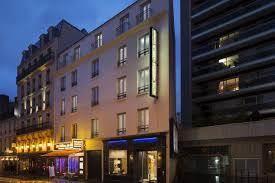 Hotel Edgar Quinet Hotel Montparnasse St Germain Paris France Bookingcom