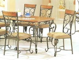 wrought iron indoor furniture. Wrought Iron Dining Table Chairs And Furniture Indoor Lovable With H