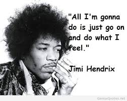 Jimi Hendrix Quotes Impressive All Jimi Hendrix Quotes Aiyoume