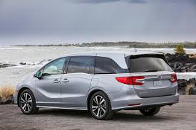2018 Honda Odyssey Rear