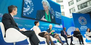 IMF Say Oil Has Not Fully Recover From 2014 Shock