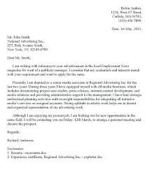 Best Job Cover Letter Good Example Of A Cover Letter For Job Best ...