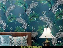 peacock inspired room.  Inspired Peacock Theme Decorating  Peacock Decor Exotic Style  Decorations With Inspired Room E