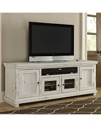 Willow 74 Distressed Tv Stand T7