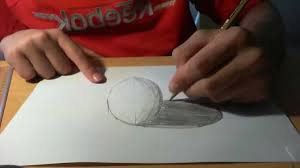 3d drawing on paper tutorial drawing anamorphic 3d spheres like sidewalk 3d art tutorial