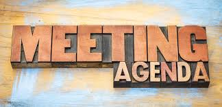 Sales Meeting Agenda How To Create A Sales Meeting Agenda