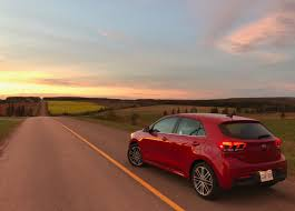 2018 kia rio hatchback. interesting hatchback 2018 kia rio ex 5door  image  timothy cain in kia rio hatchback
