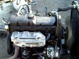 Toyota Hilux Diesel engine check - 2L 3L 5L - YouTube
