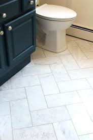 marble tile bathroom floor white installation marble tile bathroom floor patterned geometric mosaic
