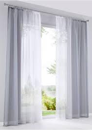 Traumhafte Gardinen Vorhänge In Grau Bei Bonprix