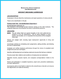 job description auto mechanic resume sample job description auto mechanic